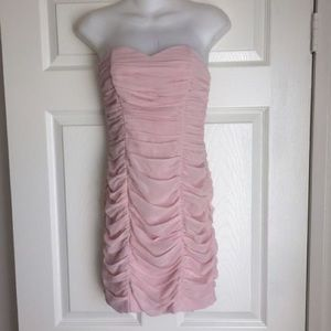 H&M Party Dress - blush